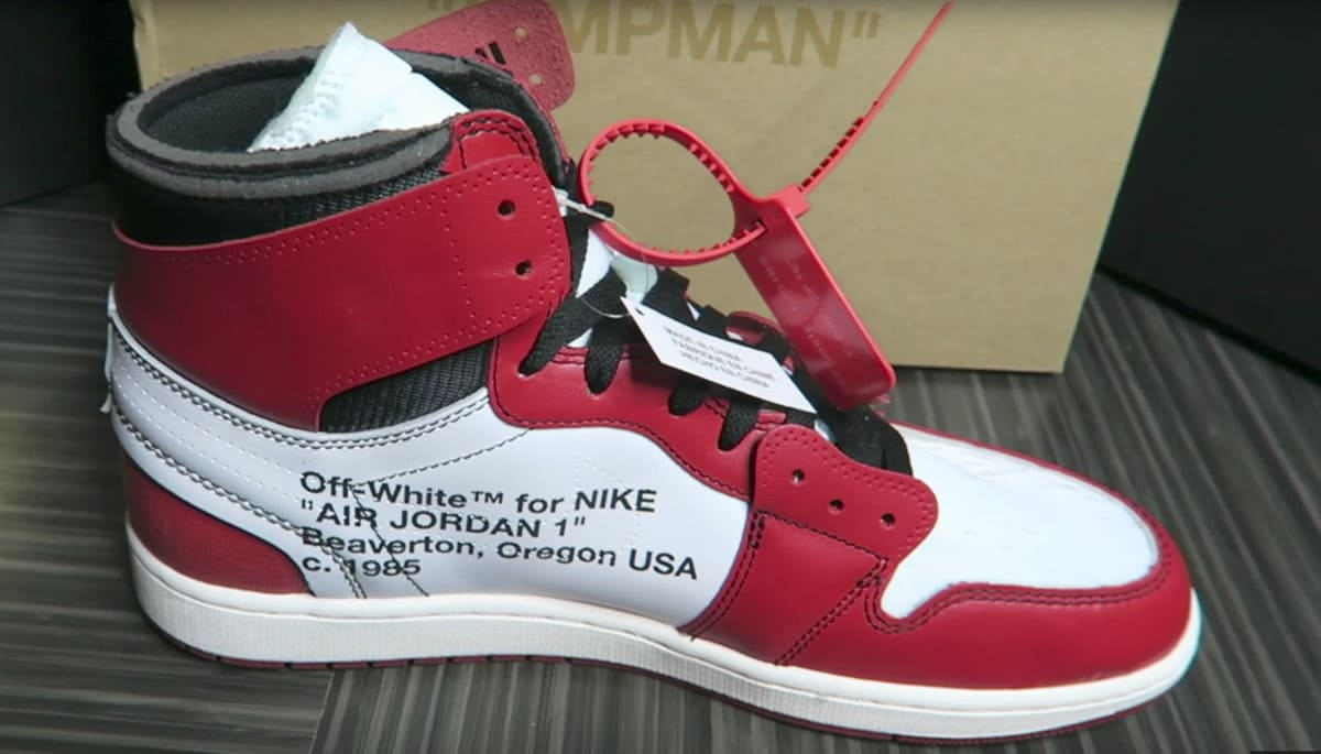 newest 6d376 9aaa2 The Off-White x Jordan 1 Release Date Revealed? - Collective ...